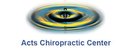 Chiropractic Parkland WA Acts Chiropractic Center